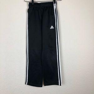 Adidas Fleece Stripe Pants sz 8